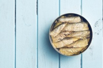 can of sprats