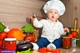 Малыш повар
